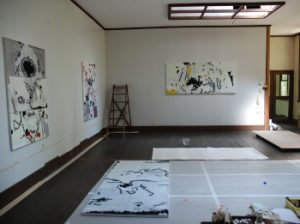 ARKO(Artist in Residence Kurashiki, Ohara)